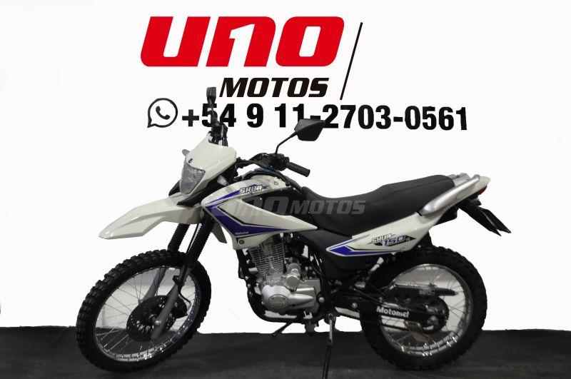 Skua 150 V6 2019 Usada con 2519km Int 23196 (1) [M2658]
