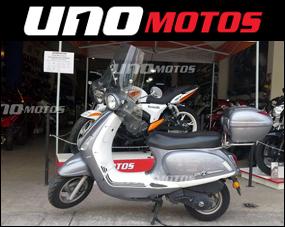 Exclusive 125 Usado 2013 Con 4500 Km Int: 5091
