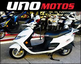 Suzuki An 125 Usada 2015 con 1800 Int 10777