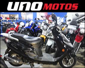 Suzuki An 125 Usada 2015 Con 11000km Int 12081