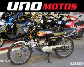 Suzuki Ax 100 Usada 2014 con 26700 km int 10428