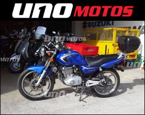 Suzuki EN125-2A Usado 2009 con 49300 Km