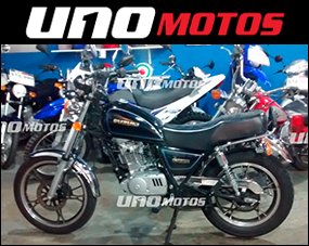 Suzuki Gn 125 Usada 2014 con 11.500 Km Int 9839
