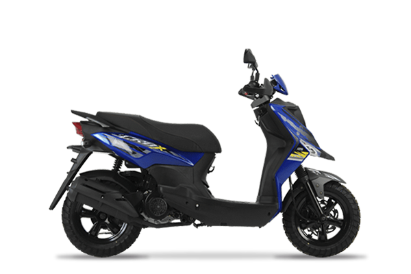 Crox 125 Scooter (2)