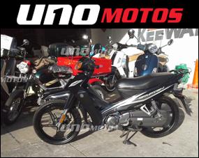 Yamaha Crypton 110cc Usada 2014 con 18000 Km