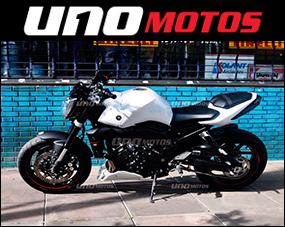Yamaha fz 1000 Usada 2012 con 20000 km