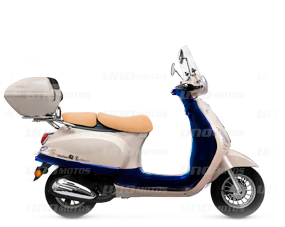 Zanella Styler 150 Exclusive Z3 Vespa Azul