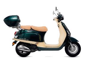 Styler 150 exclusive Z3 Vespa Verde