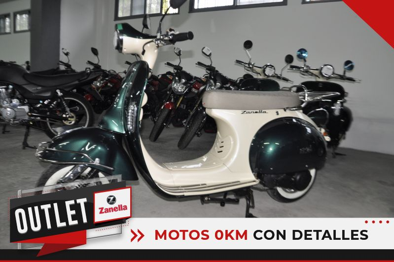 MOD 150 Scooter 2018 Outlet Z (2) [M1054]