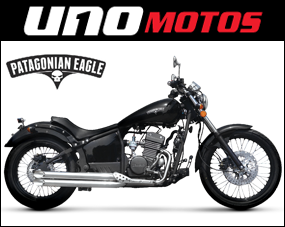 PATAGONIAN EAGLE 350cc 2015 Doble Carburador