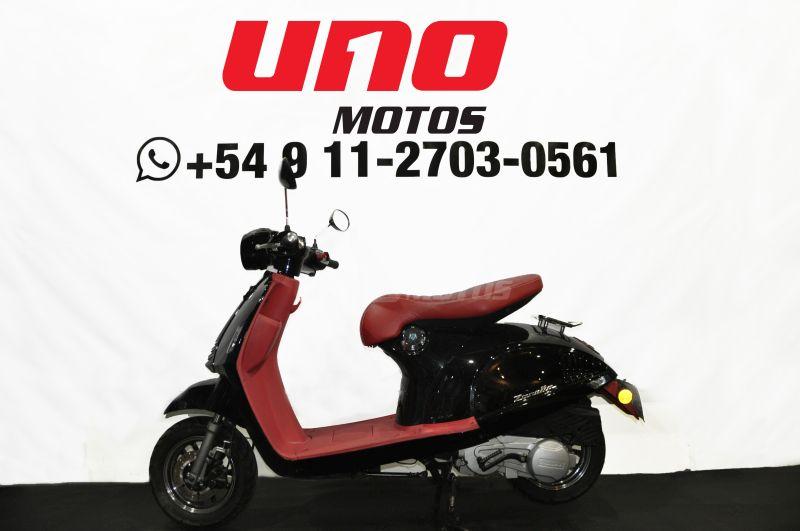 Styler 150 Prima USADA 2018 con 1502 km INT: 21956 (1) [M2609]